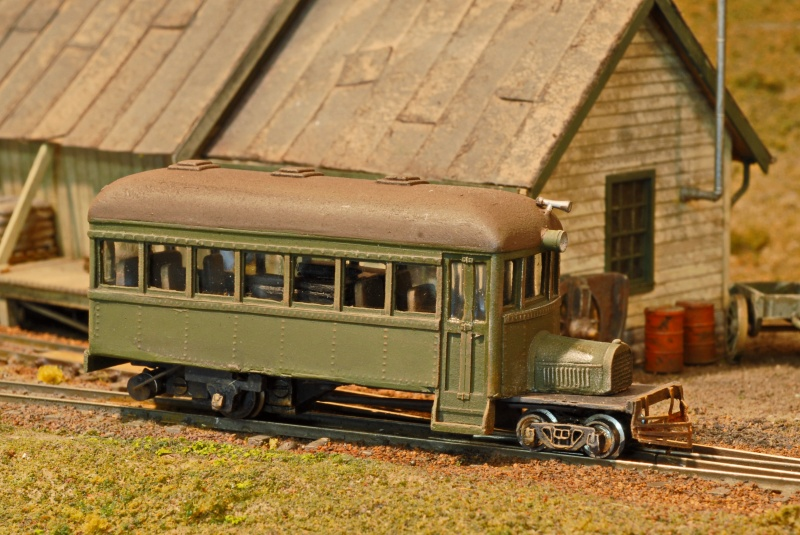 Railway Recollections Railbus