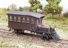 Silverton Railbus- - Precision Scale castings